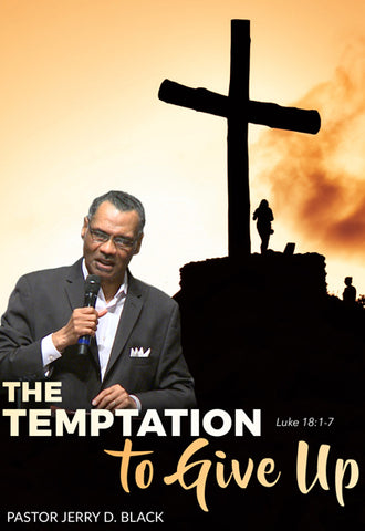 1202 The Temptation To Give Up (DVD)