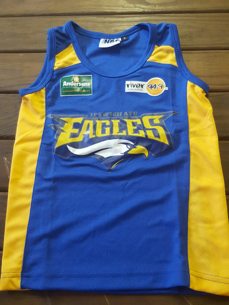 Junior Training Singlet