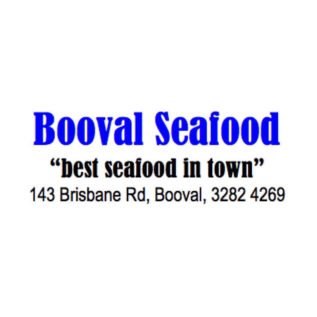 Booval Seafood