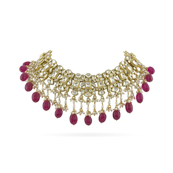 Anika Necklace - Indian Bridal