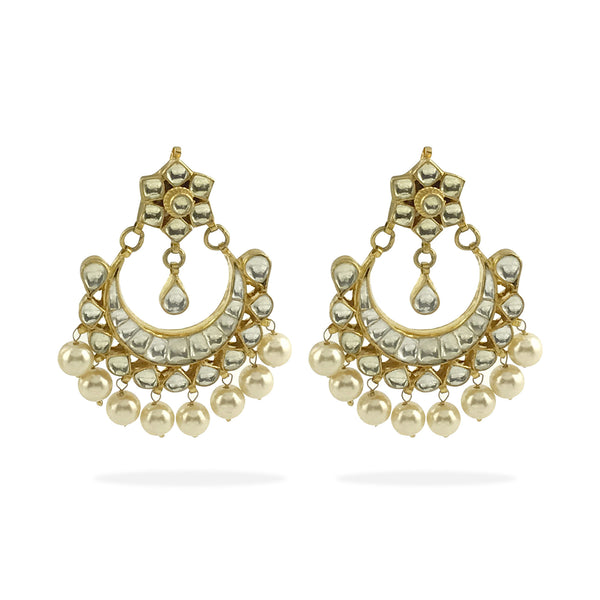 Lona Earrings - Indian Bridal