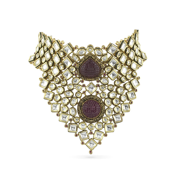 Reena Necklace - Indian Bridal