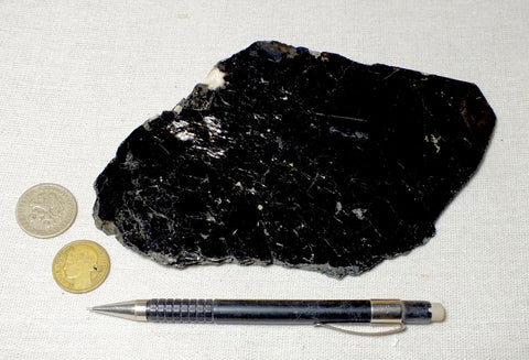 biotite - display specimen from Cardiff, Ontario