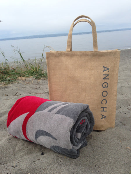 Love Life COUG Style (Lifestyle Blanket/ Beach Towel)