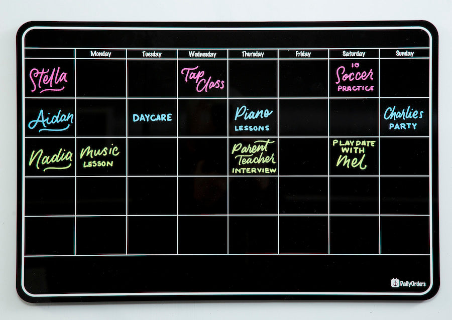 Making the Most of Your Wall Planner: A Guide