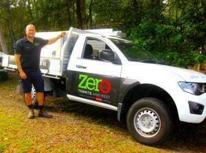 Small business Sunday - Zero Termite and Pest