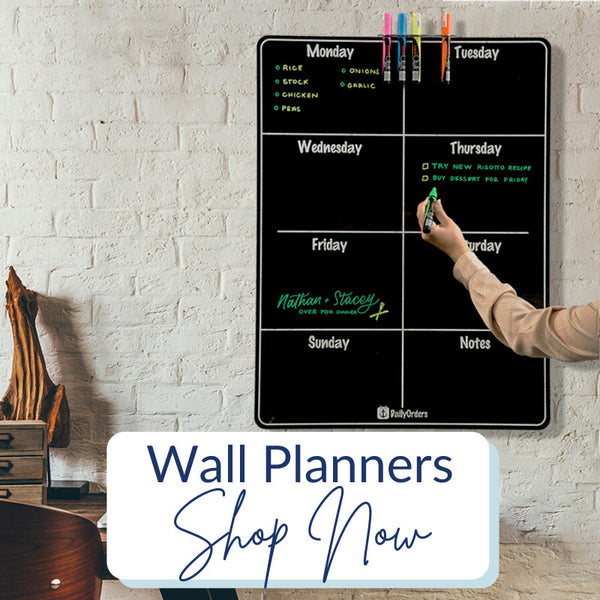 Wall Planners and Calendars