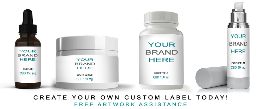 Image result for Private Label CBD Products