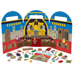 My Little Church Magnet Play Set | Wee Believers