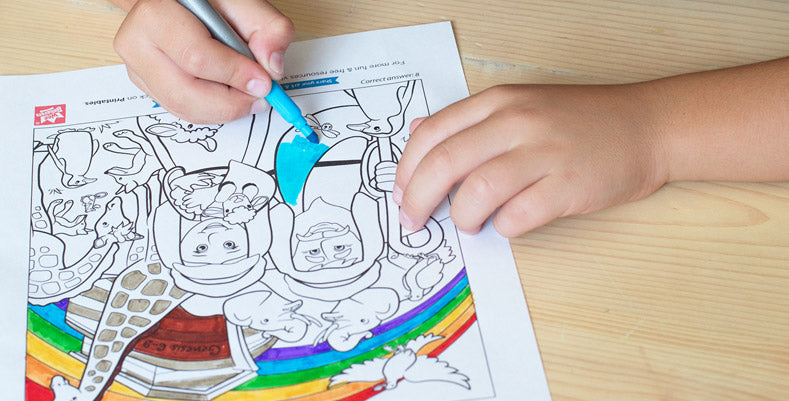 Download the Seek and Color Activity