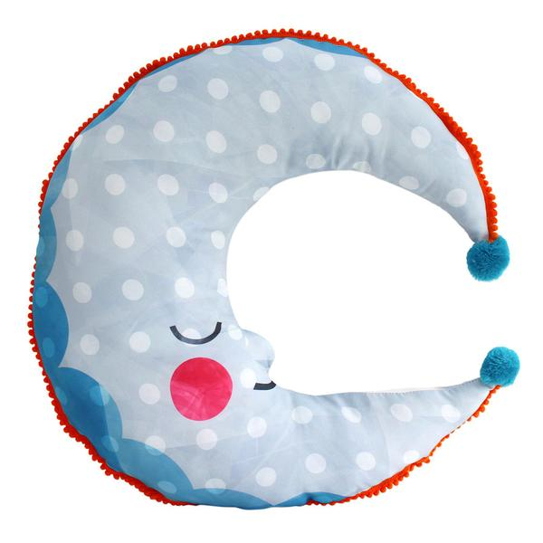 Slumber Time Moon Plush - The Wee Believers Toy Company