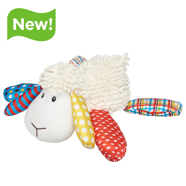 Louie the Lamb Baptism Gift for Boys and Girls