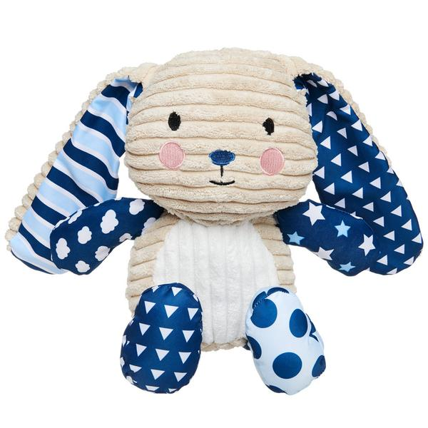 Lullaby Bunny (Blue) - The Wee Believers Toy Company