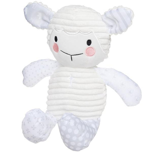 2 Pack Set Wee Believers Toy Company Lil Prayer Buddy Louie the Lamb 3 Prayers