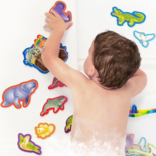 Noah's Ark Foam Tub Toys - The Wee Believers Toy Company
