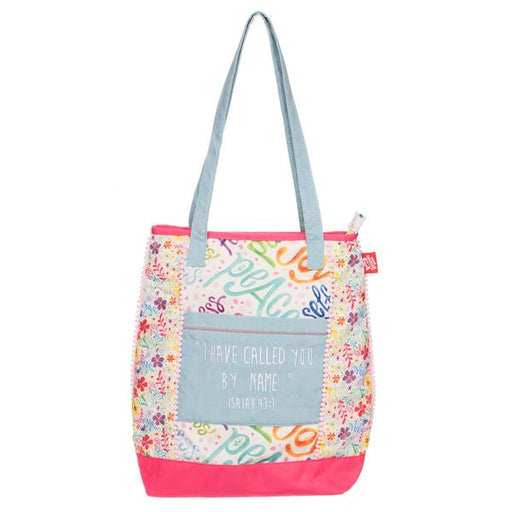 Called Quilted Tote Bag - The Wee Believers Toy Company