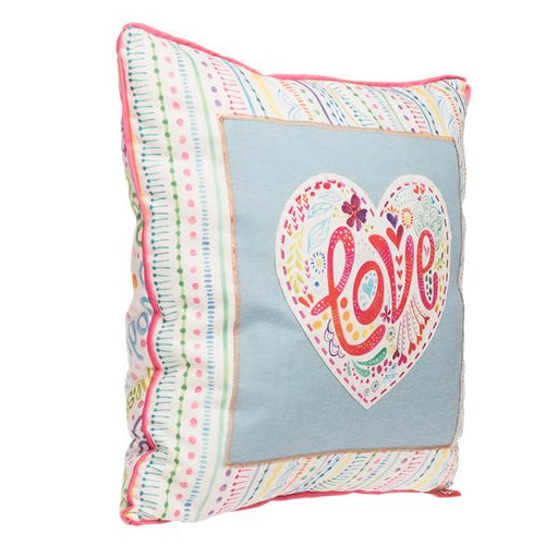 Love Affirmation Pillow - The Wee Believers Toy Company