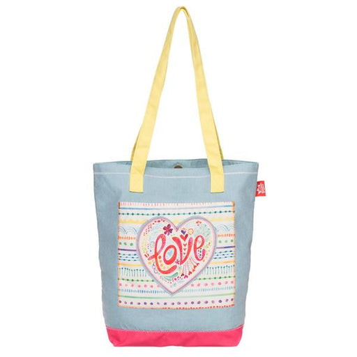 Love Tote Bag - The Wee Believers Toy Company