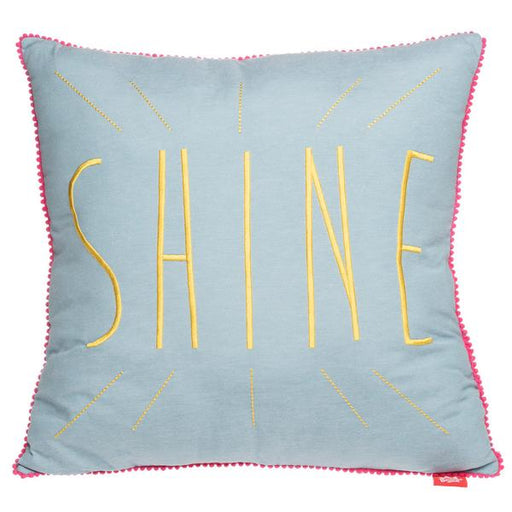 Shine Square Affirmation Pillow - The Wee Believers Toy Company