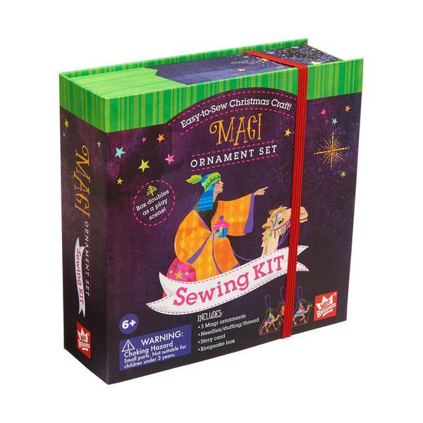 Magi Ornament Sewing Kit - The Wee Believers Toy Company