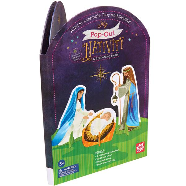My Pop-Out Nativity - The Wee Believers Toy Company