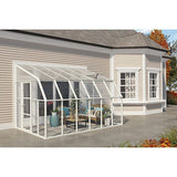 Sun Room 2 by Rion 6 and 8 foot Lean-to - World of Greenhouses - 10