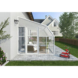 Sun Room 2 by Rion 6 and 8 foot Lean-to - World of Greenhouses - 13