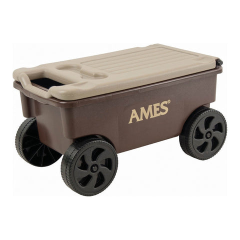 Ames Lawn Buddy Planter's Cart - World of Greenhouses - 1