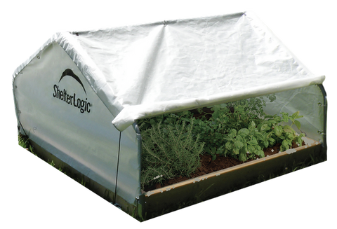 GROWIT® BACKYARD RAISED BED GREENHOUSE