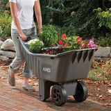 Ames Easy Roller™ Lawn Cart - World of Greenhouses - 2