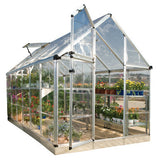 Snap & Grow 6 Foot Hobby Greenhouse 8- 16 Foot Length - World of Greenhouses - 3