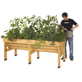 Veg Trug Raised Bed Planter - World of Greenhouses - 2