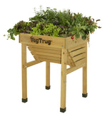 Veg Trug Wallhugger Raised Bed Planter - World of Greenhouses - 3