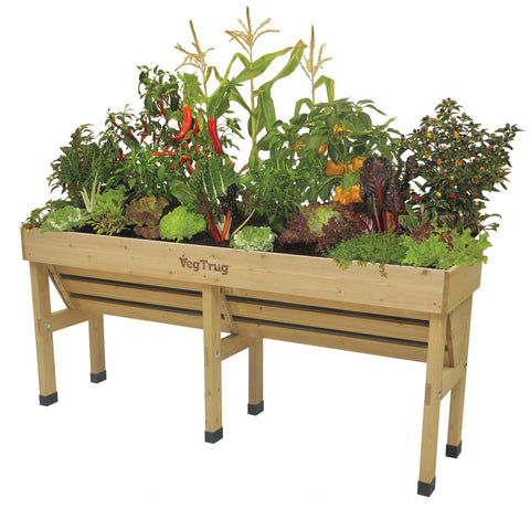 Veg Trug Wallhugger Raised Bed Planter - World of Greenhouses - 1
