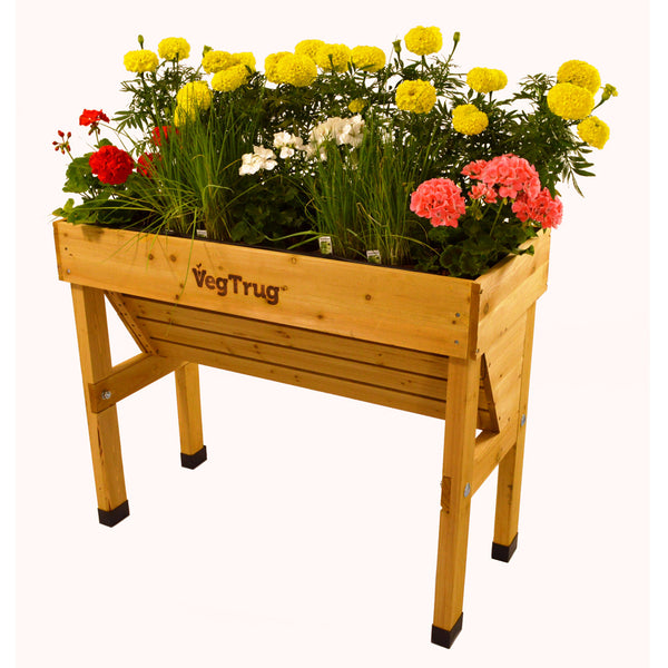 Veg Trug Wallhugger Raised Bed Planter - World of Greenhouses - 2