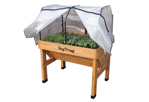 Veg Trug Raised Bed Planter - World of Greenhouses - 1