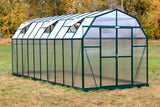 Grandio Elite 8 Foot x 8-24 Foot Greenhouse Kit - World of Greenhouses - 2