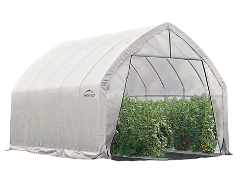 GrowIT High Arch Greenhouse 13'W x 20'L x 12'H