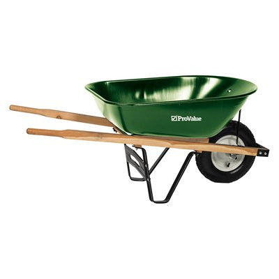 Seymour 6 Cubic Ft Wheelbarrow - World of Greenhouses