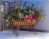 Classic Ironwork Cradle Planters - World of Greenhouses - 3