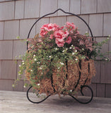 Classic Ironwork Cauldron Planters - World of Greenhouses - 1