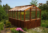 OLT Cedar Greenhouse - World of Greenhouses - 1