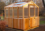 OLT Cedar Greenhouse - World of Greenhouses - 5