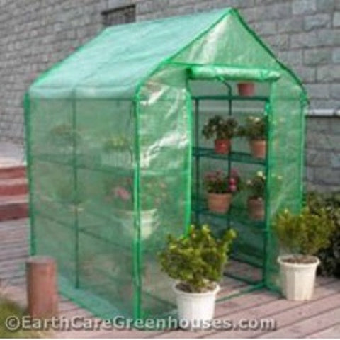 Earthcare portable greenhouse kits - World of Greenhouses - 1