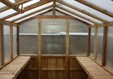 OLT Cedar Greenhouse - World of Greenhouses - 2