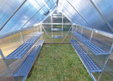 Shelf Kit for the Palram Greenhouses - World of Greenhouses - 2