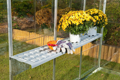 Shelf Kit for the Palram Greenhouses - World of Greenhouses - 1