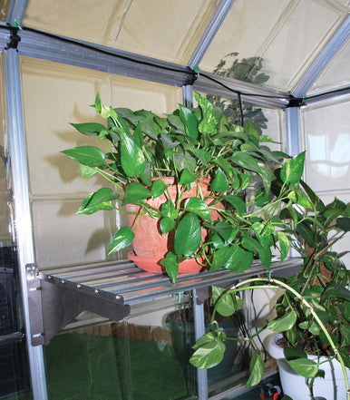 Heavy Duty Shelf Kit for the Palram Greenhouses - World of Greenhouses - 1