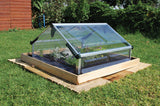 Palram Double Cold Frame - World of Greenhouses - 5