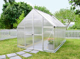 Essence 8 x 12 Hobby Greenhouse Kit - World of Greenhouses - 1